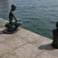 Santander Harbour Front