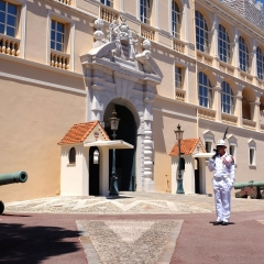 Changing the Guard in Monaco