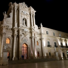 Cathedral of Syracuse, Sicily