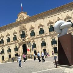 Valletta, Malta...the European Capital of Culture 2018
