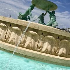 Valletta Fountain
