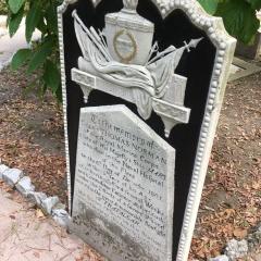 Trafalgar Graveyard, Gibraltar