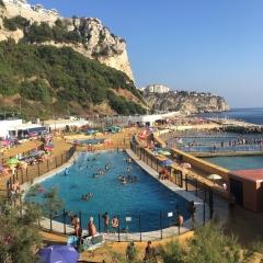 El Quarry Pool, Gibraltar