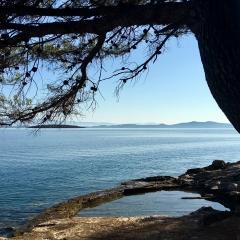 View from Dugi Otok