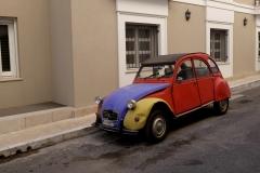2CV Athens Style