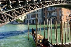 Ponte del'Accademia, Venice